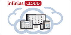 3xLOGIC Infinias CLOUD Makes Access Control Practical And Affordable