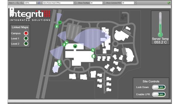 Inner Range Releases An Upgrade To Their Integriti Software With Support For Biometrics And Real Time Location Tracking
