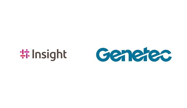 Insight Enterprises Partners With Genetec To Provide Unified Data Platform For Digital Transformation