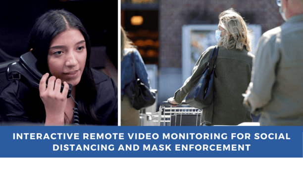 Interface Security Systems Announces Interactive Remote Video Monitoring Solution For Retail Industry