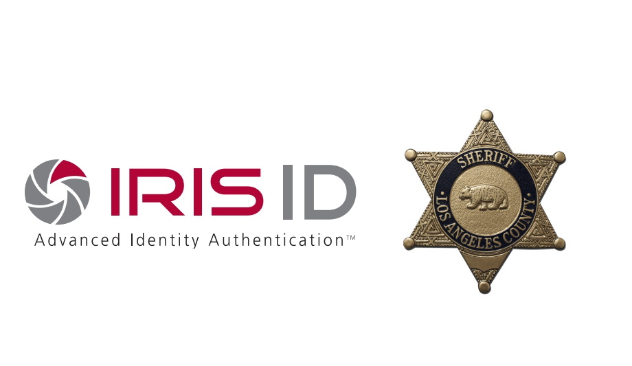 Iris ID Provides Biometric Solutions To Make Prisoner Release Process Safer At Los Angeles County Sheriff's Department
