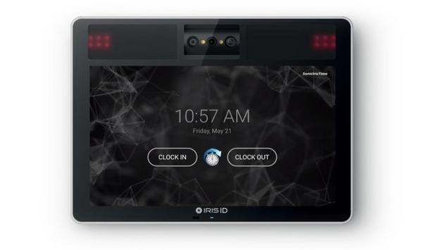 Iris ID's IrisTime™ iT100 Adds Manusonic Time and Attendance Software