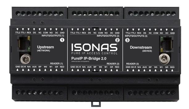 ISONAS To Exhibit New IP-Bridge 2.0 Access Control Solution At ISC West 2018