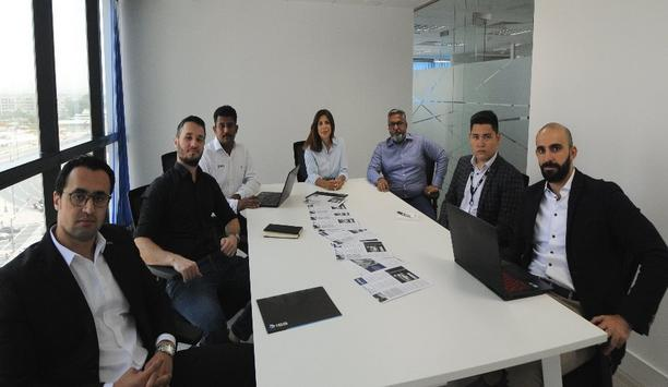 ISS Expands Into New Office In Dubai