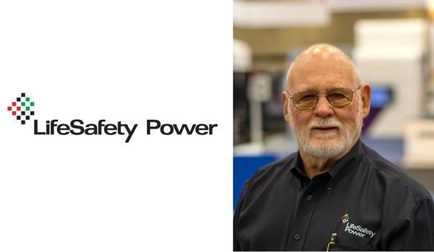 LifeSafety Power Promotes Joe Holland As Board Member