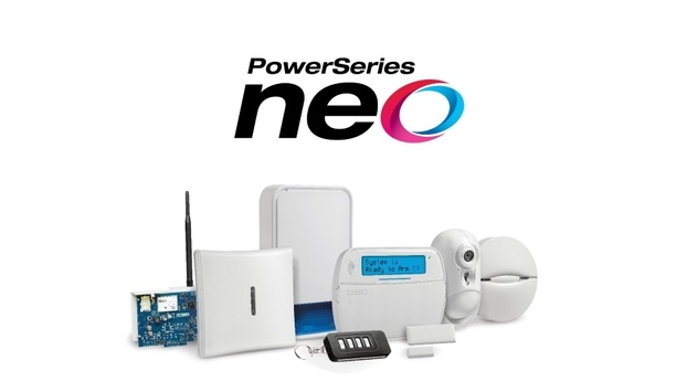 DSC PowerSeries Neo Intrusion Panel From Johnson Controls Receives NF & A2P Cybersecurity Certification