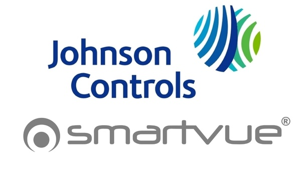 Johnson Controls Acquires Smartvue Corporation For Cloud-based Video And IoT Services