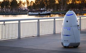 Evolution Of Security Robots Responds To Market Needs