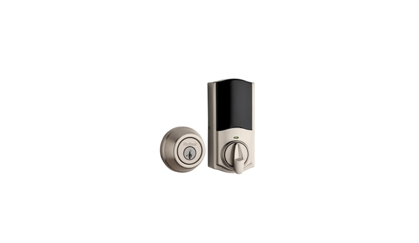 KWIKSET Unveils Control4-ready Signature Series Motorized Deadbolt With Home Connect Technology