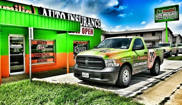 IDIS Total Solution Delivers Multi-site Video Surveillance For La Familia Insurance, Texas