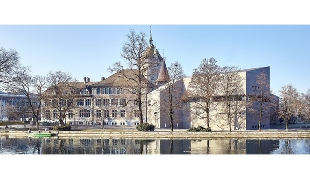 WEY Technology Control Room Solutions Enhance Security At Landesmuseum Zurich