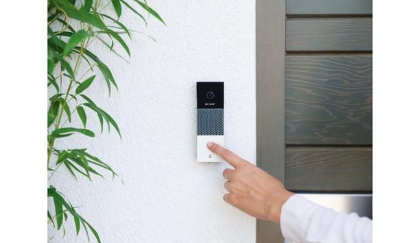 Legrand Launches A Smart Video Doorbell Equipped With High Definition Wide Angle Camera