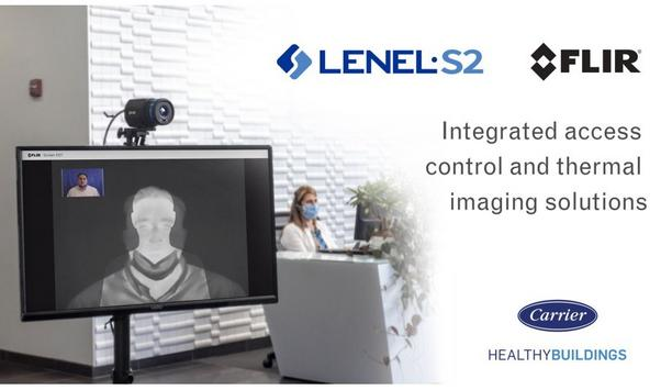 LenelS2 Signs An Agreement To Integrate Selected FLIR Thermal Cameras With OnGuard Access Control System