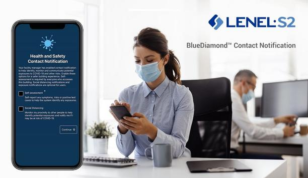 LenelS2 Delivers Contact Notification Service To Support Healthy Buildings