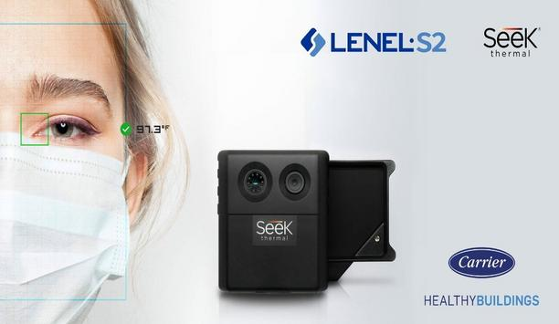LenelS2 Integration With Seek Thermal's Contactless Thermal Imaging System To Support Healthy Buildings