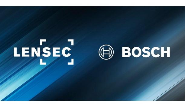 LENSEC Integrates PVMS With Bosch's Intrusion Panel