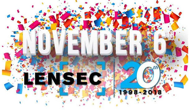 LENSEC Celebrates 20th Anniversary Manufacturing IP-based Video Surveillance