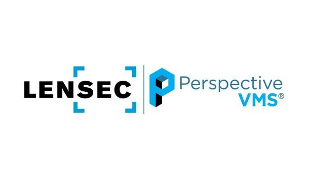 LENSEC Launches Perspective VMS Version 4.4.1 That Will Provide Users Access To Integrations With Intrusion