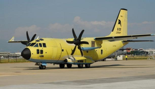 Leonardo Performs Final Testing Of The C-27J Next Generation To Enhance The Performance Of The Aircraft