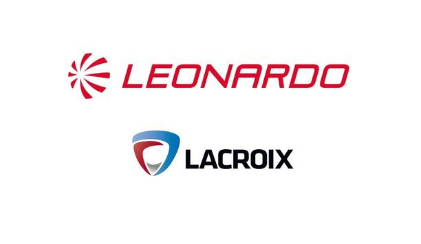 Leonardo And LACROIX Sign A Cooperation Agreement In The Naval Countermeasures Sector