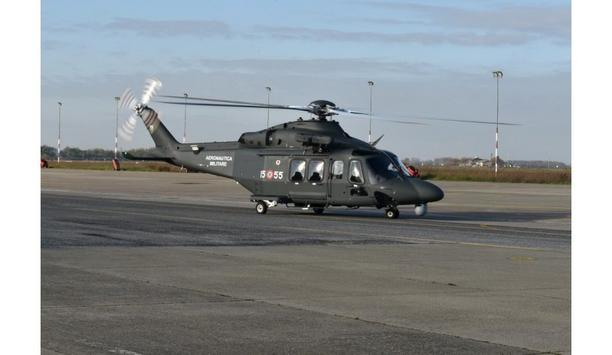 Leonardo Delivers HH-139B Helicopter To Italian Air Force For Enhanced Homeland Security