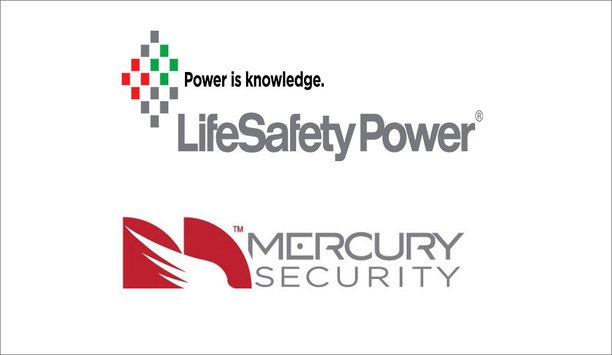 LifeSafety Power Announces Mercury Security Breakthrough For Proactive Power Reporting
