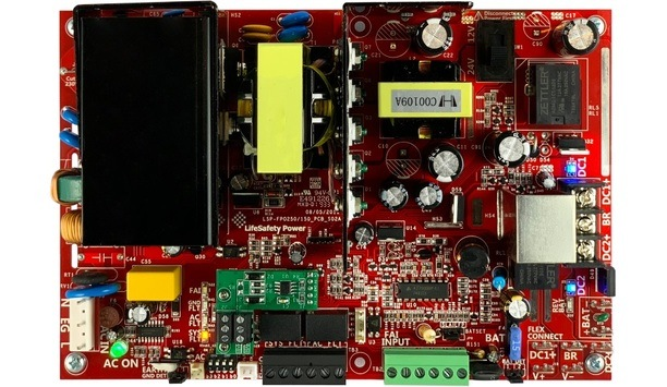 LifeSafety Power To Showcase FlexPower FPO Generation 2 Distribution Boards At ISC West 2020