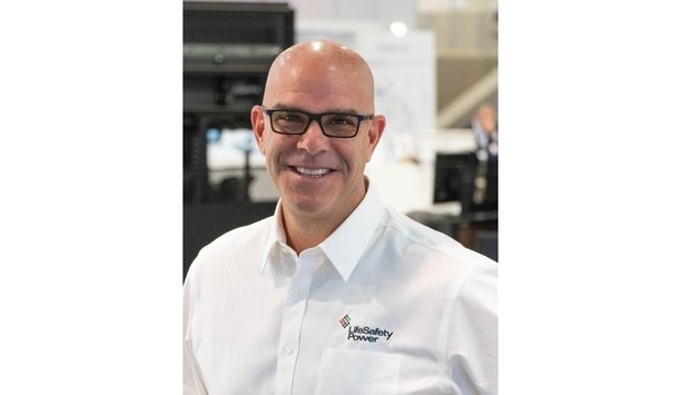 LifeSafety Power Promotes Matt Virga To Vice President Of Sales For North America