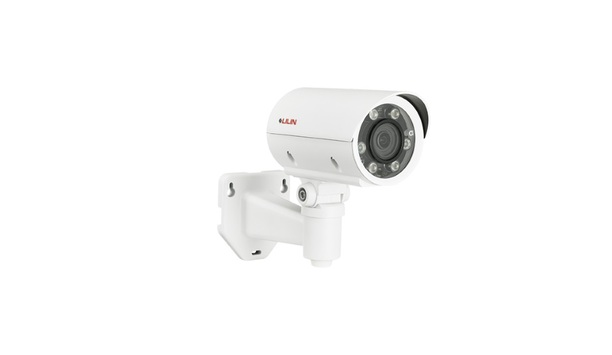 LILIN Unveils 5MP Analog High-Definition IP Camera For Retail And SMBs Surveillance