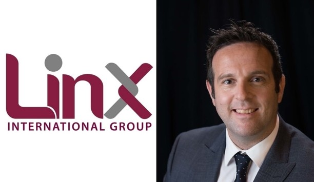 Linx International Group's Ciaran Barry Admitted To The Register Of Chartered Security Professionals