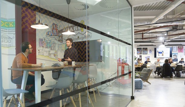 ACT365 Cloud-based Access And Video Management Deployed By London Fields Office Facility