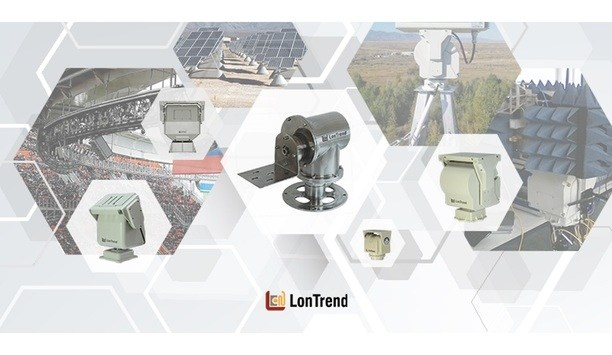 LonTrend announces high-Tech LTPM06 PTZ camera units for long range surveillance applications