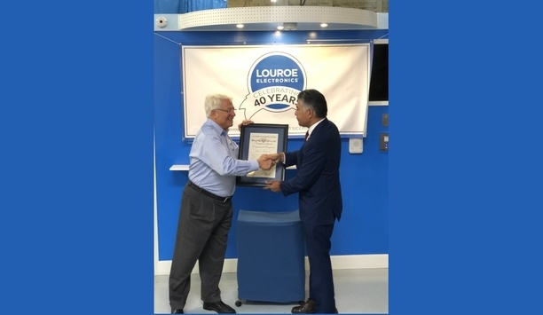 Audio Monitoring Solutions Firm, Louroe Electronics Celebrates 40th Anniversary