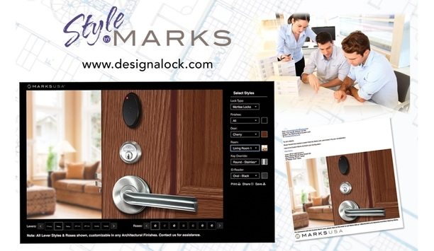 Marks USA Launches New Website Featuring Customizable ArchiTech Access Control Locks