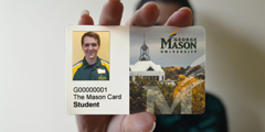 """HID Global """"One Card"""" Student ID Solution Secures George Mason University"""