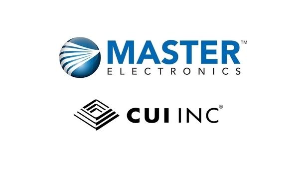 CUI Collaborates With Master Electronics For Marketing Power Management Product Portfolio