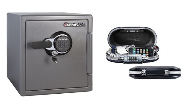 Master Lock Offers Wide Selection Of Reliable Products To Protect Valuable Assets During Natural Disasters