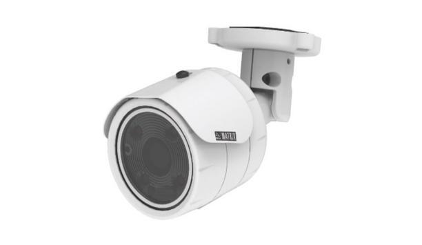 Matrix Launches 5MP Professional Series Bullet IP Camera