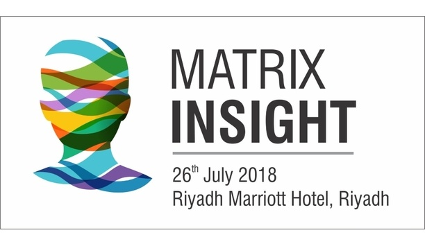 Matrix To Showcase Innovative Trends In Telecom & Security Solutions At Matrix Insight, Riyadh