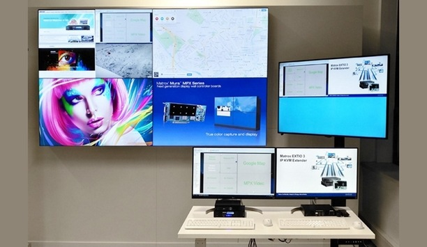 Sahara Benelux Unveils Technology Demo Center Featuring Matrox IP-Based Ecosystems