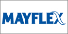 Mayflex Receives Award For Outstanding Sales Performance In 2009 From UTC Fire & Security
