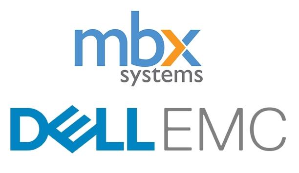 MBX Systems Named Dell EMC OEM Gold Partner