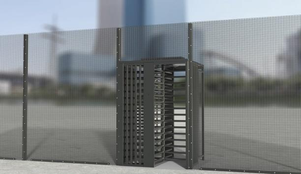 Meesons Launches The New Fortis Range Of Full Height Turnstiles With Loss Prevention Standard (LPS) 1175 Certification