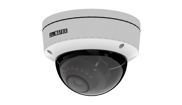 Matrix Launches 5MP IP Cameras With Higher Resolution For Better Surveillance