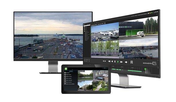 Mirasys Video Management System Ensures Transportation Operations Run Smoothly