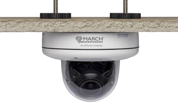 March Networks Showcases CA2 Series HD Analogue Cameras At ISC West 2018