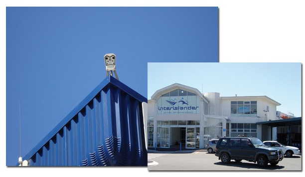 MOBOTIX IP System Safeguards Passengers, Luggage And Staff At New Zealand's Interislander Ferry