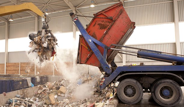 MOBOTIX Cameras Ensure Safe Operations At Waste Management Company In Germany
