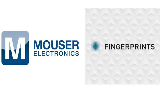 Mouser Electronics And Fingerprint Cards Announce Global Distribution Agreement