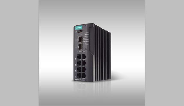 Moxa Unveils EDR-G9010 Series Industrial Secure Routers For Safeguarding Industrial Applications